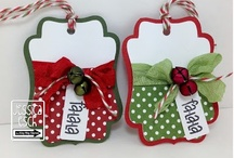 Tags with Trendy Twine