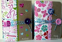 Notebooks, Stationery, & Bookmarks with Trendy Twine