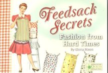 Feedsacks & More / Love vintage thirties quilts and fabrics.