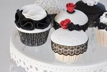 """Cupcakes / See """"Cakes/Cups - Butterfly & Dragonflies"""" board for more ideas. / by Lashbrook Lane"""
