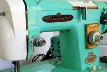 Sewing Machines - Vintage Beauties