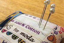 Pincushion Patty / Free pincushion patterns