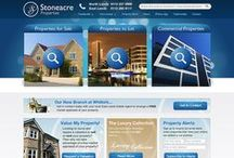 Estate Agent Web Design / As a leading specialist in web development for estate agents, we have designed and built bespoke websites for clients across the UK including Birmingham, West Midlands, East Midlands, Staffordshire, Manchester and London. We not only delivery unique eye-catching designs that are user friendly we also offer an extensive range of features from admin tools such as importing to exporting property feed data to news, auctions, mailing lists and much more... http://www.kaweb.co.uk/estate-agents