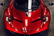 Pagani / Pagani is an Italian manufacturer of sports cars and carbon fibre founded in 1992 by the Argentinian Horacio Pagani based in San Cesario sul Panaro, Italy. In 1991 Pagani established Modena Design. In 1992, he began construction of a Fangio F1 prototype. In 1994, Mercedes-Benz agreed to supply Pagani with V12 engines. The final car was named the Zonda C12. In 2005, Pagani announced that it planned to triple its production, and to enter the US market in 2007 / by Barry W Prest