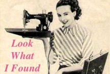 Sew Nifty - Ads of Past / Vintage Sewing Advertisement