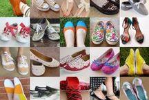 Diy- shoes :) / bcs i love shoes ;)