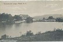 "Willow Lake Farms History / The site of the current Main House was formerly the location of a hotel built by Henry Dubois Van Wyck and known as the ""Knickerbocker Lodge"". The Lodge was featured on RPPCs (real picture post cards) and was considered an eloquent place to go for special occasions. Post cards dated 1906 talk about ""our special wedding anniversary at the Knickerbocker"""