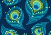 Duffel Bag Fabrics / Fabric collections for my sewing neeeeeeds!