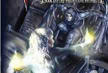 My Fantasy/SF Books / Epic fantasy titles written with co-author, David W Small