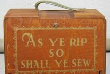 Antique Sewing Notions