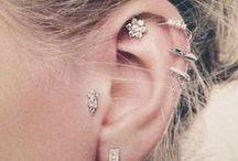 Ear piercing ideas