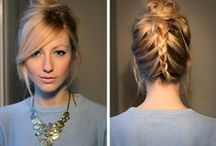 Long Hair, Don't Care / Gorgeous hairstyles for long-haired ladies / by Twenties Chic