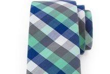 Tiffany Blue Ties / Tiffany Blue ties for your wedding.