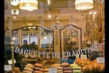 Bistros And Pâtisseries