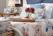 Quilt Decorating