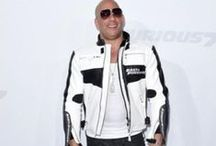 Fast and Furious 7 Jackets / Celebrity Leather Fashion Jackets worn by the celebrities in fast and furious 7 .