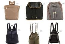 Backpack Inspiration // Lithyc.com / All the backpacks we love and adore.