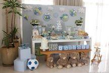 Chá de bebê / Decoração, lembrancinha e diversas idéias para o seu chá de bebê.