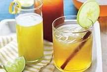 Hydration Station / Stay hydrated and happy during the game or draft//Easy alcoholic & non-alcoholic drink recipes for you and your friends.