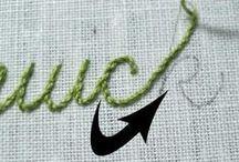 Make It Sew / Cross-stitch and embroidery ideas