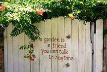 Literary Gardens