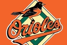 Baltimore Orioles / by David Parker