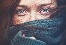The Eyes Have One Language Everywhere / Photography - People