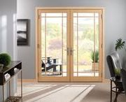 Infinity Doors / Infinity patio doors are designed to replicate the look of traditional wood patio doors while providing modern features and low-maintenance performance.
