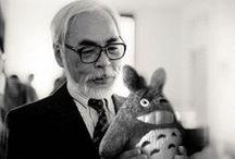 Studio Ghibli / a lot of movies.
