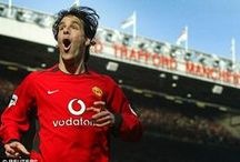 Manchester United Scrapbook / Manchester United images throughout the years - please look out for my other Manchester United related boards too.