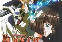 Black Cat / I love the anime & manga. It's my all-time fav together with Erased.