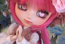 Pullips / Vocaloid dolls and others.