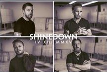 Shinedown Band / My Favorite Music Band / by Terri Bates