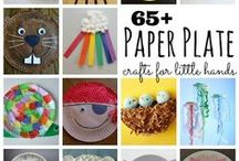 Kids Arts & Crafts / Fun arts & crafts projects to use at home with your kids or in a classroom!