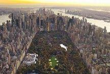 New York / The big apple.