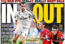 Transfer Speculation / Players linked to moves to ManchesterUnited. Starting in January 2014...