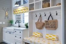 Home - Entries & Utility Spaces