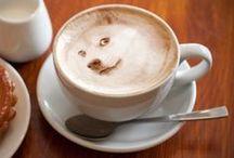 latte art / Looking good!