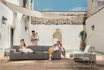 Urban Furnishings / Natuzzi Italia is modern and last forever!