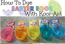 Easter Treasures / Ideas & products to learn about and celebrate Easter!