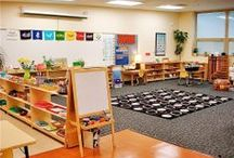 Organizing Ideas for Your Classroom / Great ideas for keeping your classroom/school space organized!