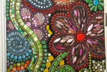 Projects to try / Beautiful mosaics