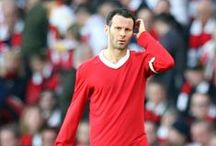 Ryan Giggs' Manchester United career in kits / Every kit worn by Ryan Giggs in his 23 years as a Manchester United player.