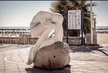 Monuments and buildings, Marbella, Spain / Monuments and buildings in Marbella, Spain, monumentos y edificios en Marbella, España