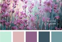-= Colour palettes =-