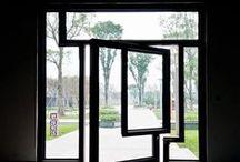 Portas e Janelas || Esquadrias ♡