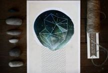 Galaxy / Inspired by looking up at the stars, the galaxy, the universe, the moon and beyond