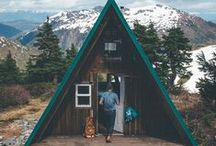 Mountain Adventure / Inspired by adventure, mountains, nature, hiking and the great outdoors. / by Tributary Goods