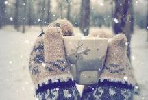 Baby, it's Cold Outside / Winter // Cold Weather // Holidays