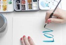 Tutorials / DIY, crafts and art projects